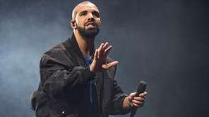 Drake won two Grammys on Sunday, Feb. 12,
