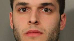 Phillip Gannotta, 23, was arrested on Sunday, Feb.