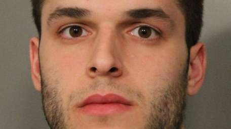Phillip Gannotta, 23, was arrested on Sunday, Feb.