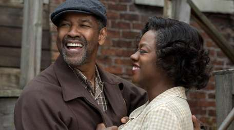 Denzel Washington and Viola Davis have both been