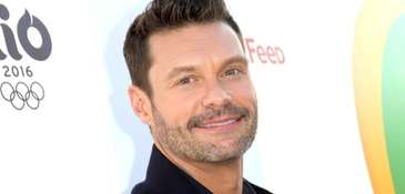 Ryan Seacrest thanked the Beverly Hills Fire Department