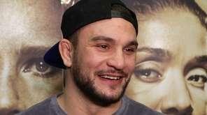 Levittown's Gian Villante talks about his upcoming fight
