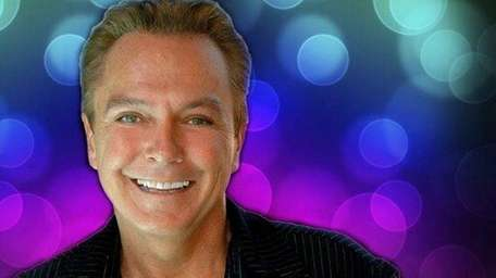 David Cassidy, who was on