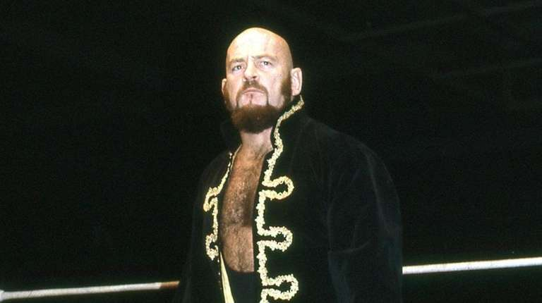 WWE wrestler Ivan Koloff, who died on Feb.