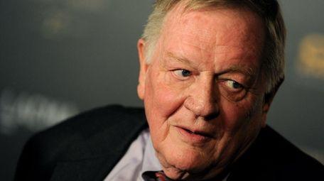 Journalist and filmmaker Richard Schickel, who died on