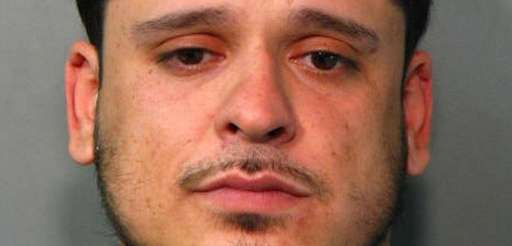 George Martinez, 30, of Queens, was arrested Monday,