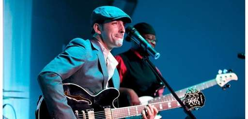 Jazz guitarist Matt Marshak and his band will