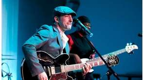 Jazz guitarist Matt Marshak and his band will