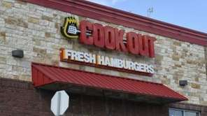 Cook Out may be well known throughout the