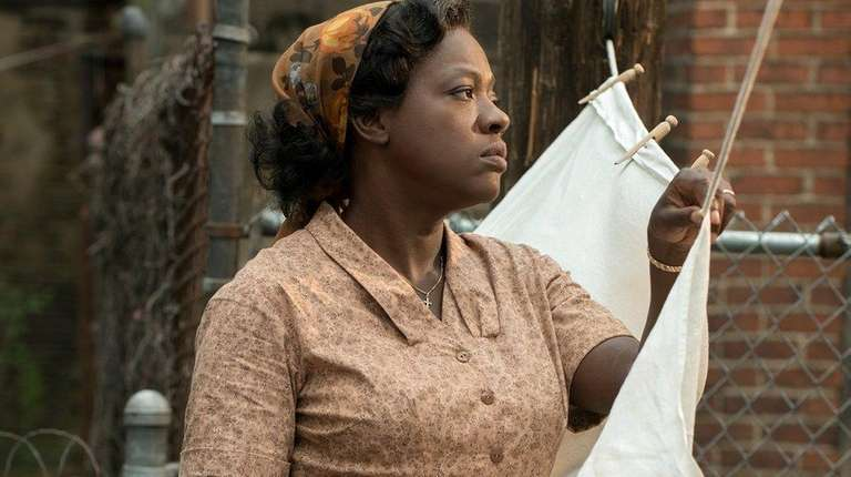 Viola Davis, nominated for the best supporting actress