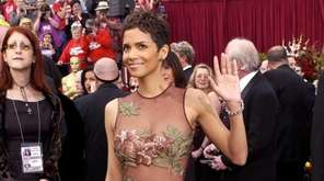 Who could forget Halle Berry in this incredible