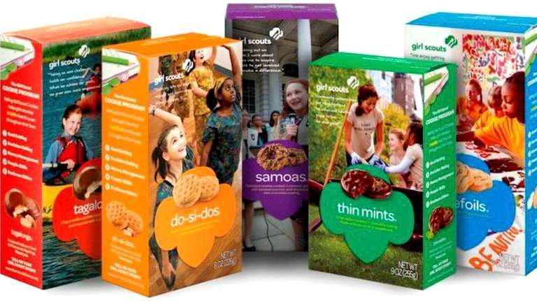 The Girl Scouts of Nassau County will sell