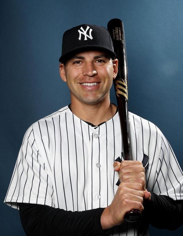 Jacoby Ellsbury #22 of the New York Yankees