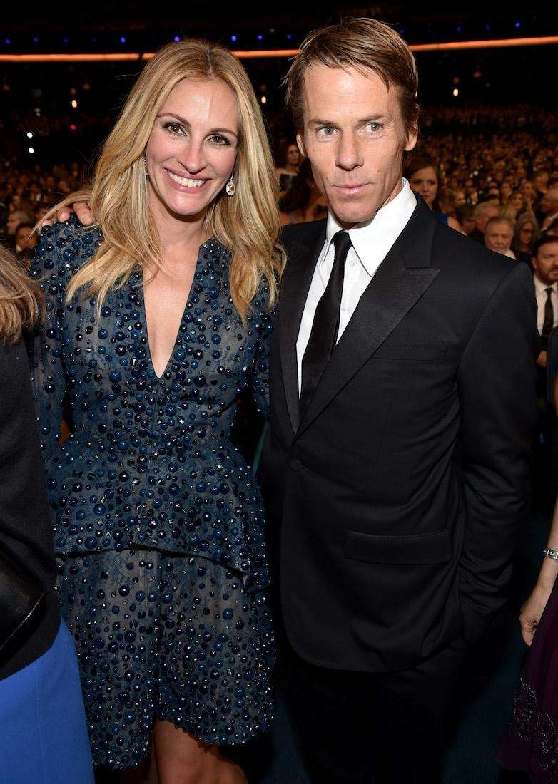 Julia Roberts and Daniel Moder have twins, a