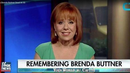 Brenda Buttner, the longtime host of Fox News'