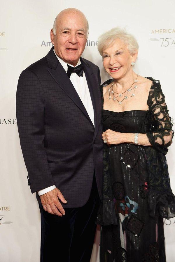 Leonard Feinstein, co-founder of Bed Bath & Beyond,