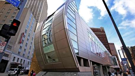 The August Wilson Center in downtown Pittsburgh hosts