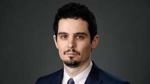 Damien Chazelle poses for a portrait at the