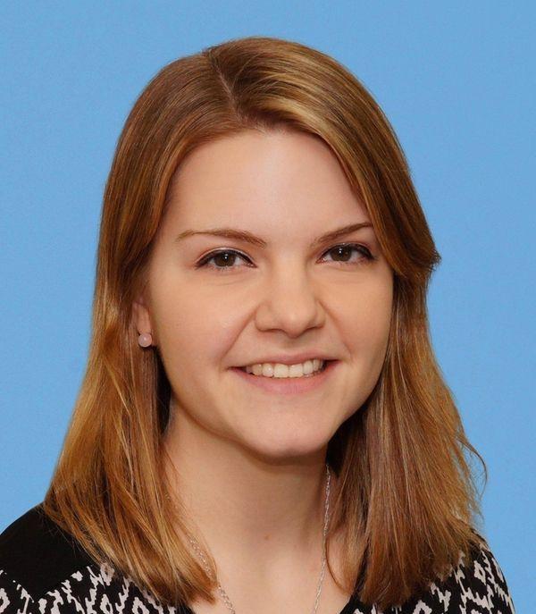 Erin Geier, of Massapequa, has been hired as