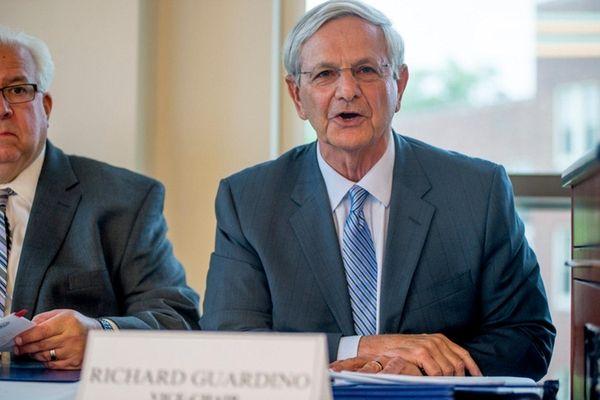 Richard Guardino, executive director of the Long Island