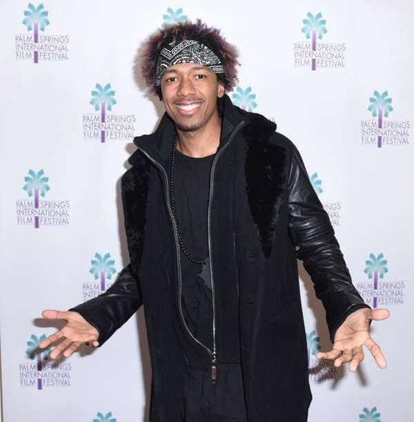 Nick Cannon says Brittany Bell gave birth to
