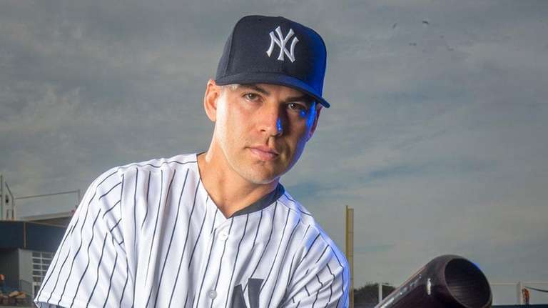 New York Yankees outfielder Jacoby Ellsbury at spring