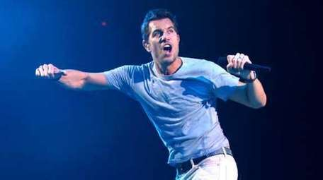 311 singer Nick Hexum and the band will