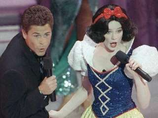 The Oscars had no ceremony host in 1989,