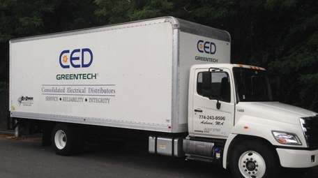 CED Greentech, a wholesale distributor of solar, electrical