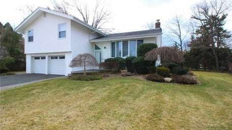 This split-level, on the market for $829,000 in