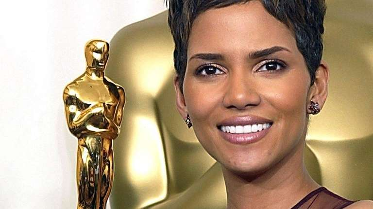 Halle Berry's long, emotional speech for best actress