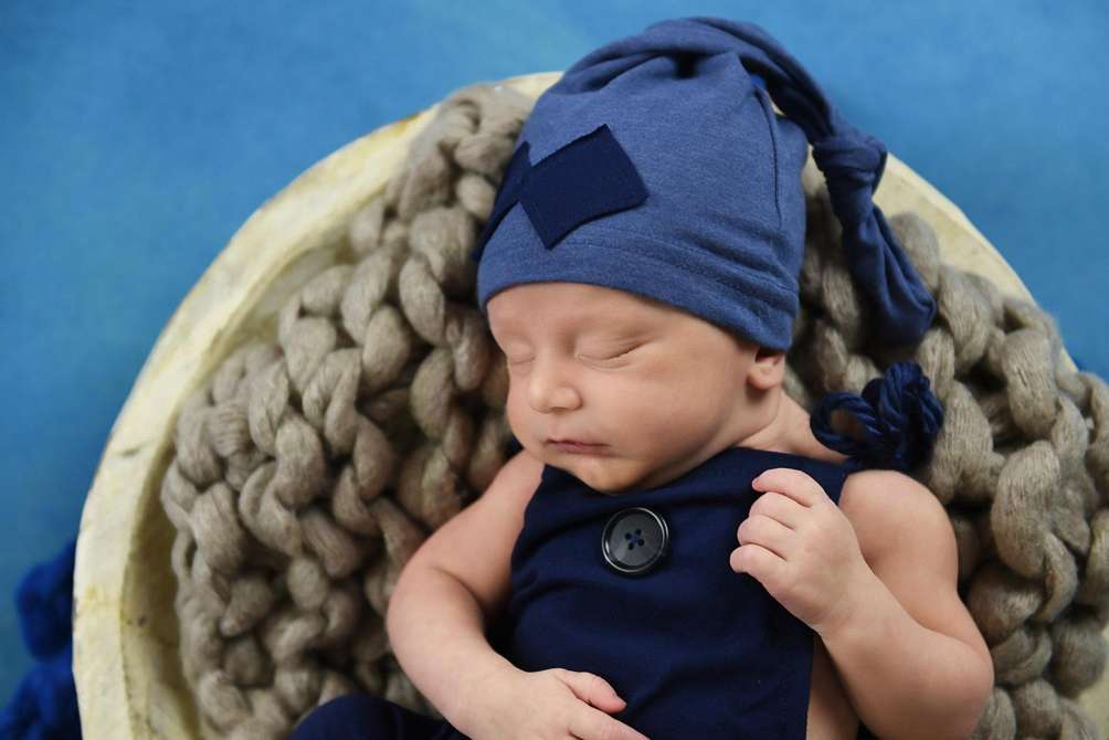 Dylan's newborn shoot. 2 weeks old
