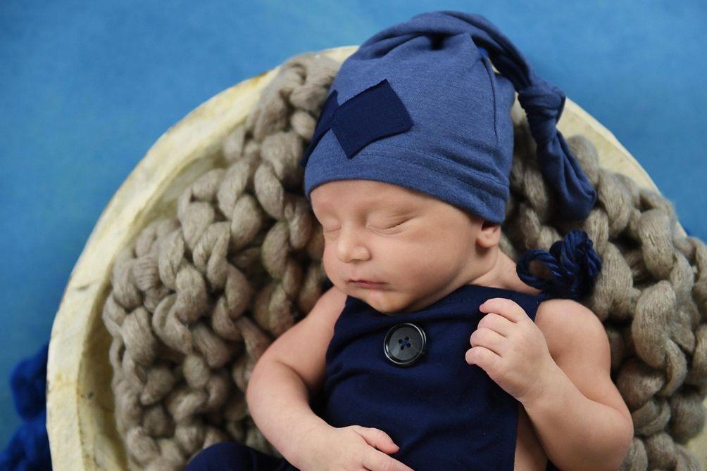 Dylan's newborn shoot. 2 weeks old