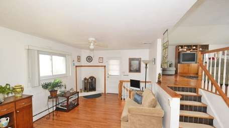 This three-bedroom West Babylon ranch is listed for