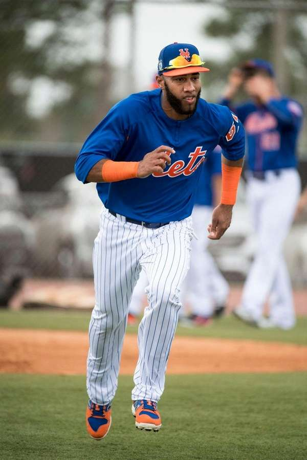 Top prospect Amed Rosario is expected to play