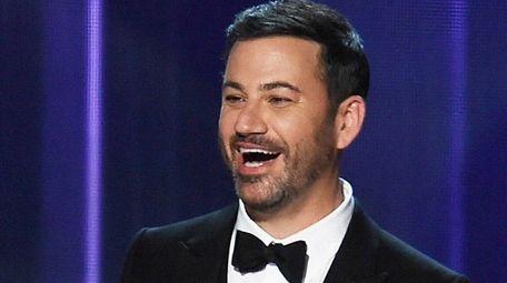 After hosting the Emmys on Sept. 18, 2016,