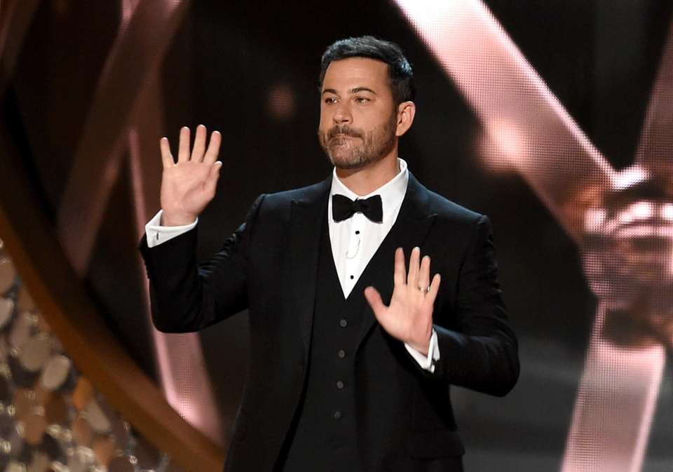 Jimmy Kimmel will host the Oscars for the