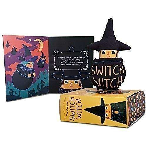 The Switch Witch appeared in season 7 as