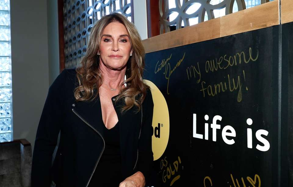 Caitlyn Jenner attends the Life is Good at