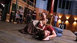 Hofstra's University is staging its annual Shakespeare Festival,