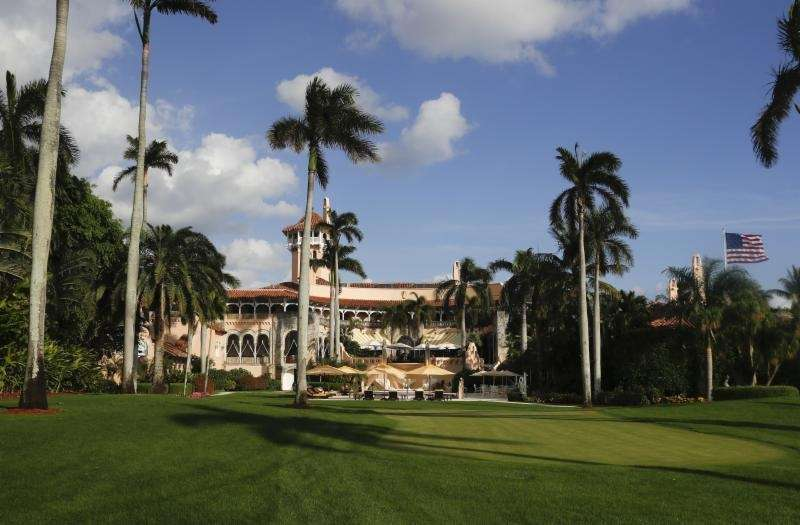 Trump bought the 1920s estate in Palm Beach,