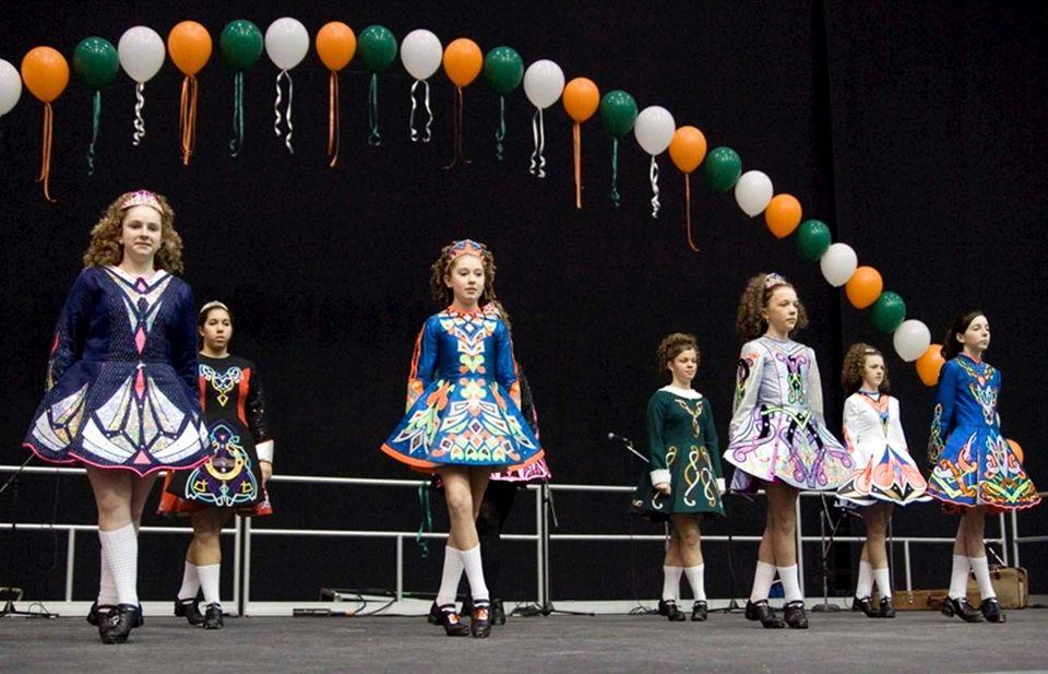 The university's annual fest returns, celebrating Irish culture,