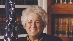 Jean Cochran, the former Southold Town Supervisor, died