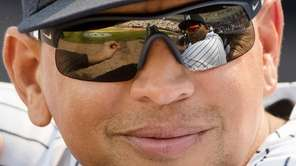 New York Yankees special advisor Alex Rodriguez speaks