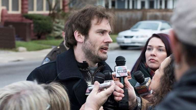 Clive Standen stars as Bryan Mills in NBC's