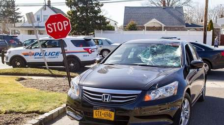 A 34-year-old Queens man died after being hit