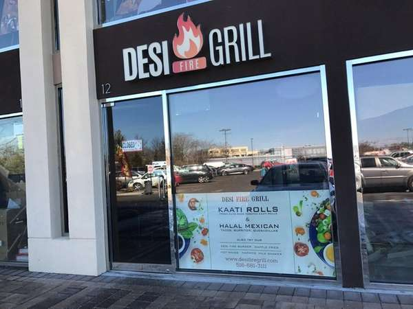 Desi Fire Grill is a casual, new South