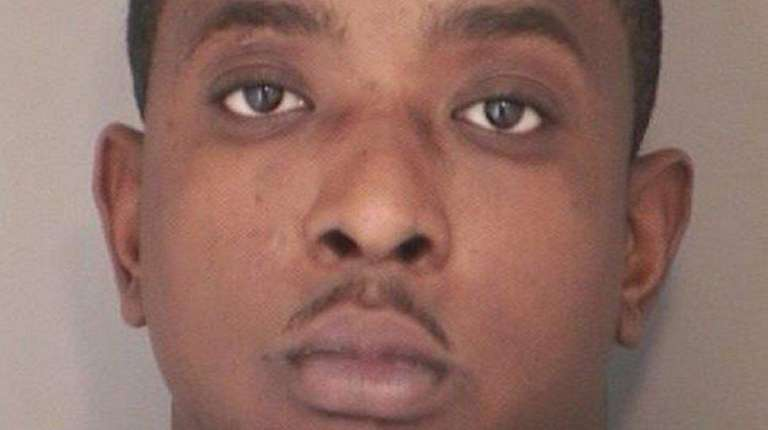 John Robinson, 23, of Baldwin, was sentenced to