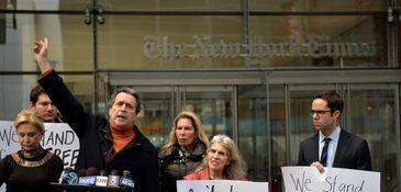 Civil liberties lawyer Norman Siegel defends a free
