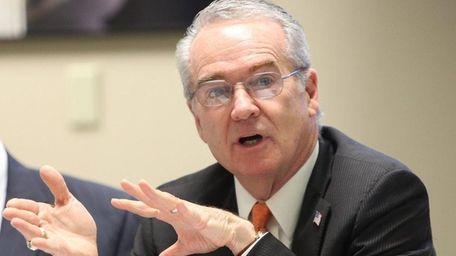 Long Island Regional Planning Council Chairman John D.